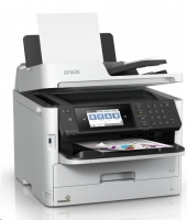 EPSON tiskárna ink WorkForce Pro WF-C5790DWF A4, 34ppm, 1200x4800, CIS, USB, NET, WIFI, NFC, DUPLEX, 4in1 MULTIFUNKCE)